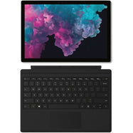 "Microsoft Surface Pro with Black Keyboard – 12.3"" Touch Screen – Intel Core M3 – 4GB Memory – 128GB SSD - Platinum-Daily Steals"