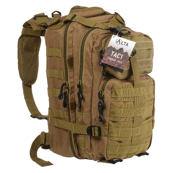 Military Tactical Army 3-Day Assault Outdoor Backpack for Hiking-Coyote-Daily Steals