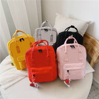 Mini Unisex Daily Backpack with FREE Shoe Keychain