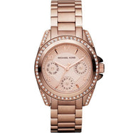 Michael Kors Blair Multi-Function Rose Gold Women's Watch-Daily Steals