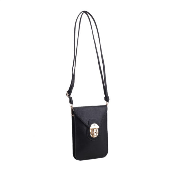 MKF Collection Havana Cell Phone Bag - 14 Styles-Black-Daily Steals