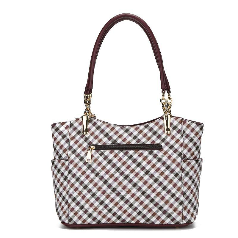 MKF Collection Bertha Tote Bag-Daily Steals