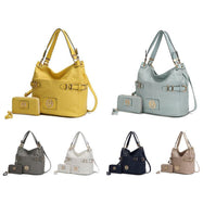 Sac Hobo Latoya Collection MKF et bracelet assorti-Vol quotidien