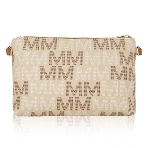 MKF Collection Normani 2 in 1 Wristlet Crossbody by Mia K. Farrow-Daily Steals