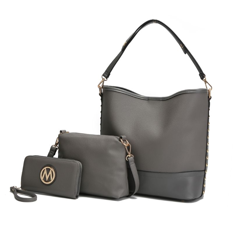 Ultimate Hobo Handbag, Crossbody Bag, and Wristlet by MKF-Daily Steals