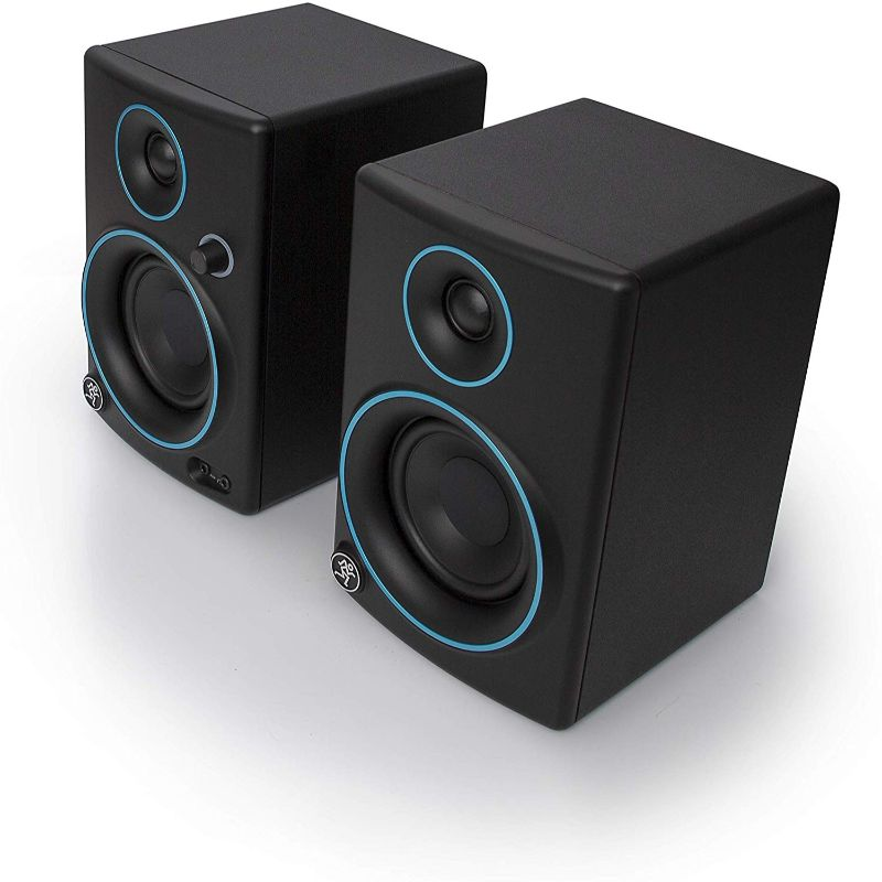 "Mackie CR3 3"" Woofer Creative Reference Multimedia Monitor Speakers (Pair)-Daily Steals"