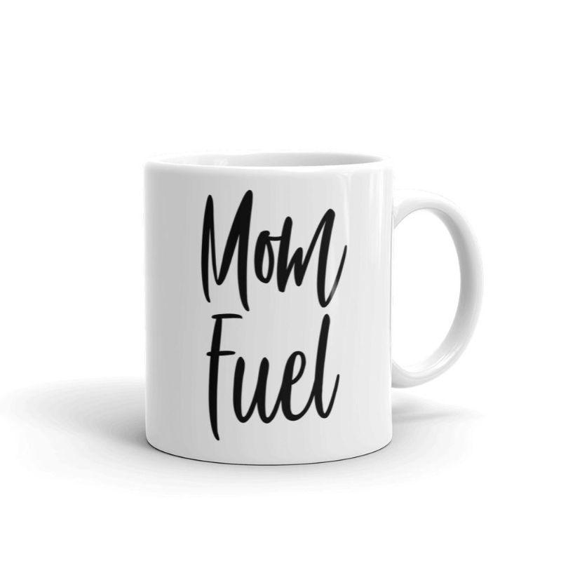 "Daily Steals-""Mom Fuel"" 11 Ounce Coffee Mug-Kitchen-"