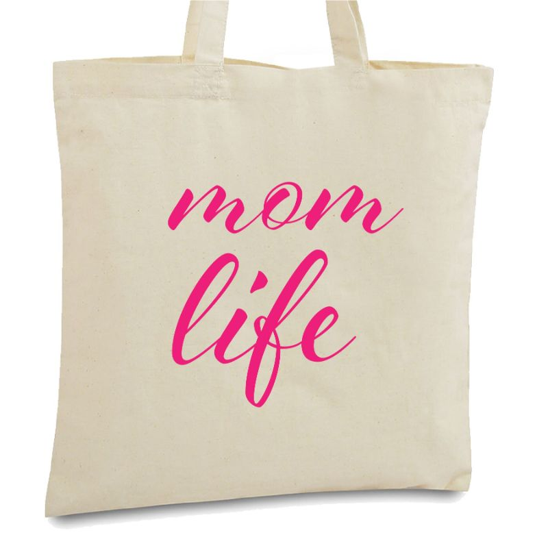 Statement Tote Bags-Mom Life-Daily Steals
