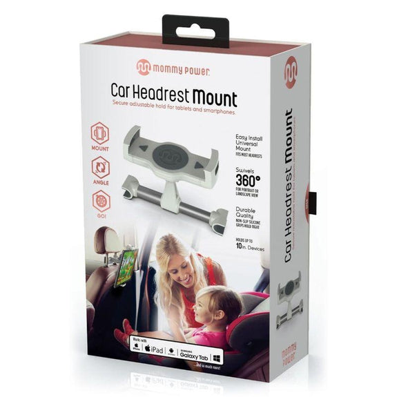 Mommy Power Car Headrest Mount-Daily Steals