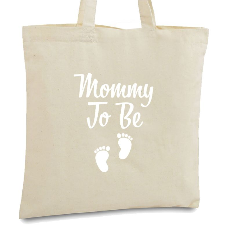 Statement Tote Bags-Mommy To Be-Daily Steals