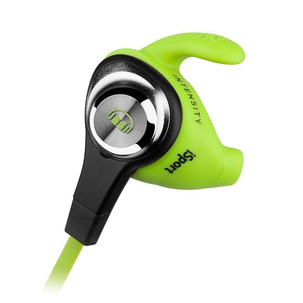 Daily Steals-Monster iSport Intensity, In-Ear Headphones - Green-Headphones-