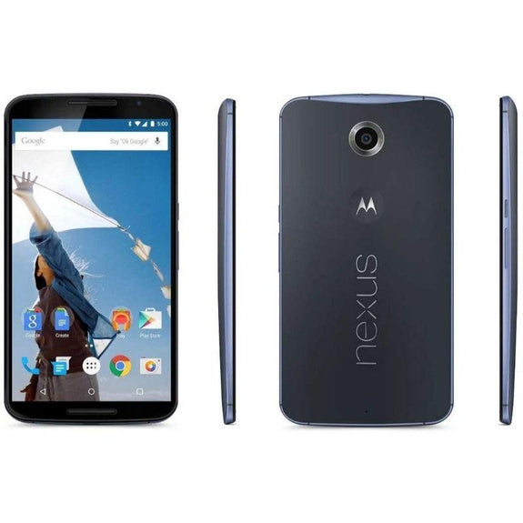Motorola Nexus 6 32GB GSM Unlocked Cell Phone-