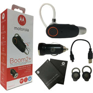 Motorola Boom 2+ Water Resistant & Durable Wireless Headset-Daily Steals