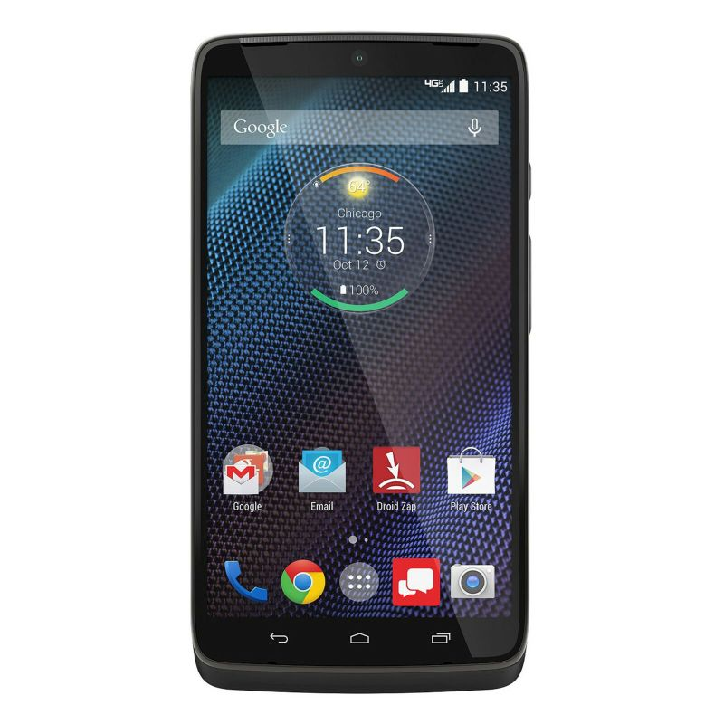 Motorola Droid Turbo 32GB Verizon Android Phone-Black-Daily Steals