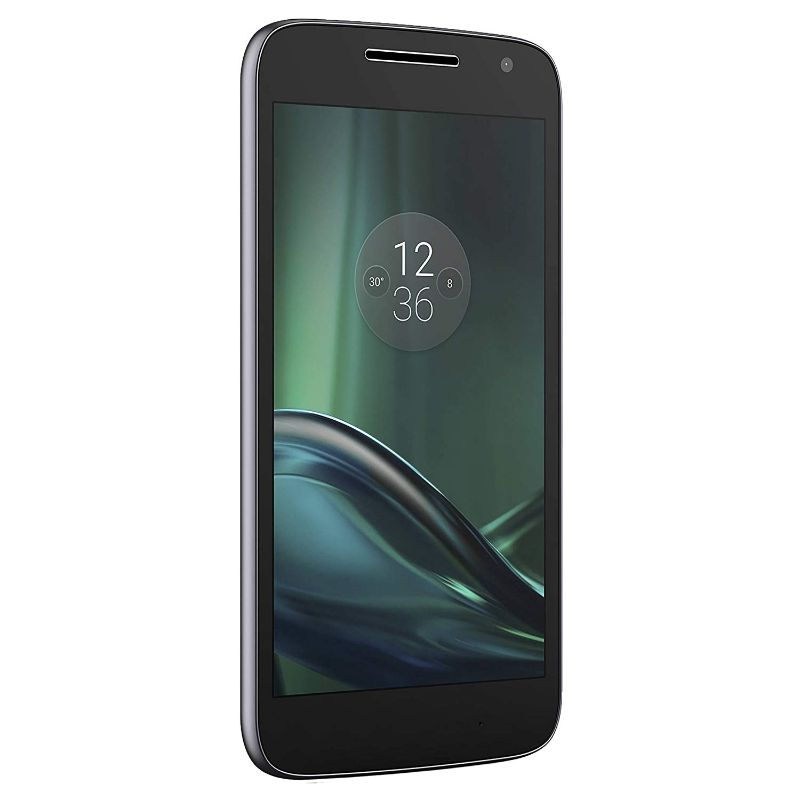 Motorola Moto G4 Play (4th Generation) 16GB GSM Unlocked Smartphone - Black-Daily Steals