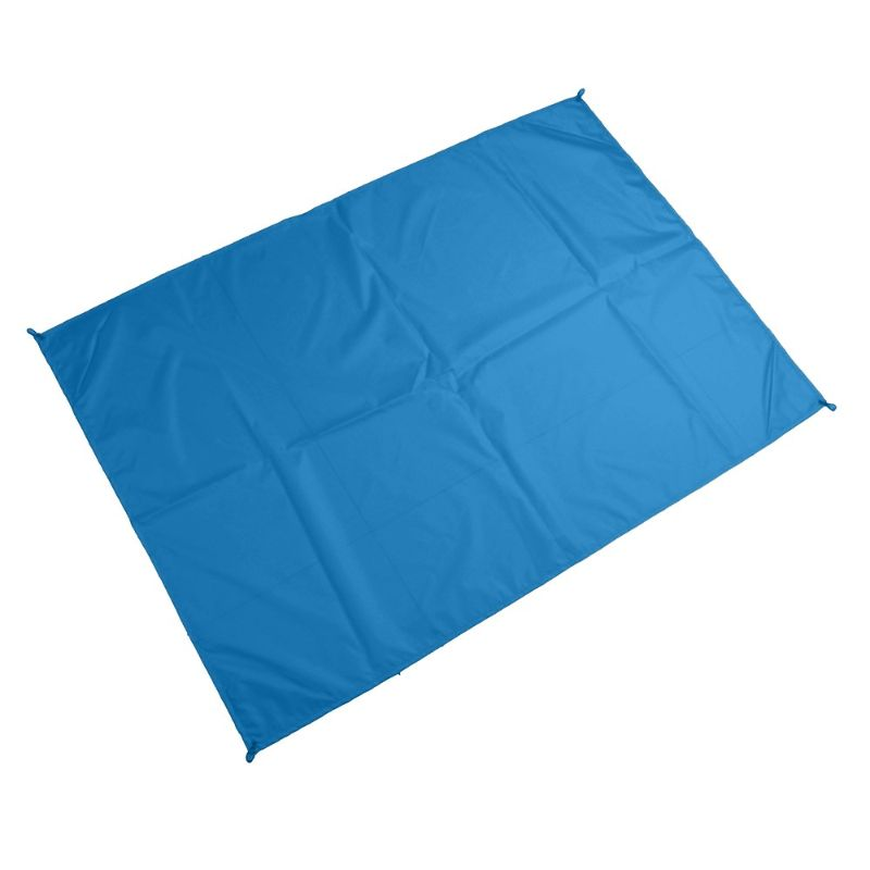 Outdoor Camping and Picnic Mat With Carrying Bag-Blue-Daily Steals