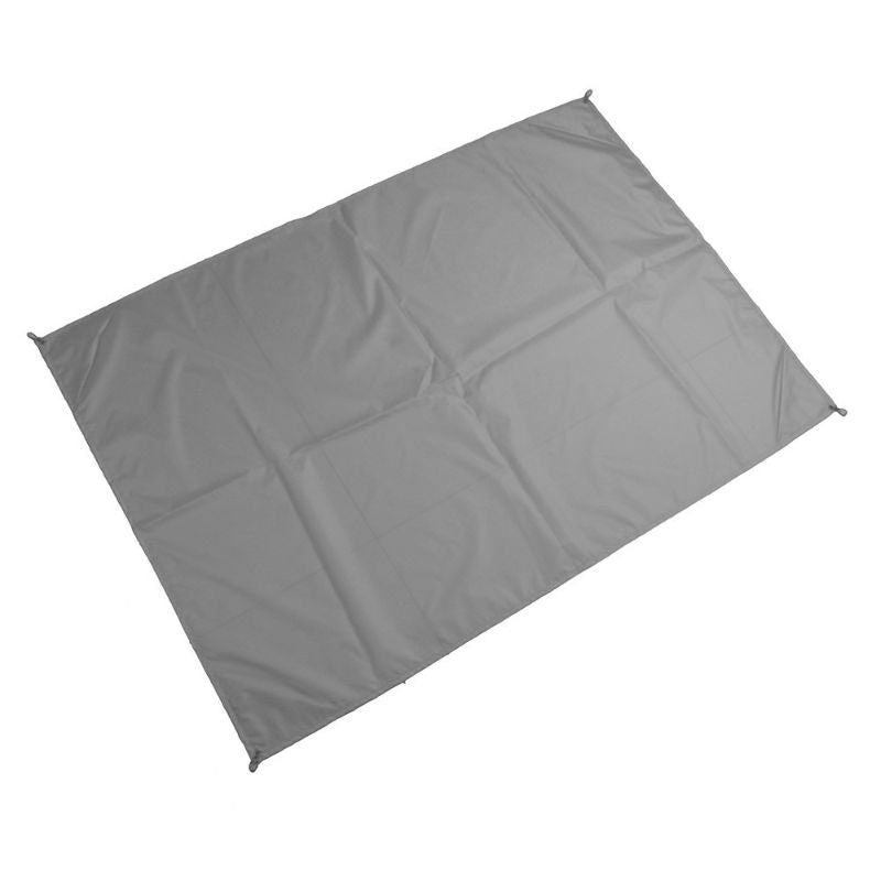 Outdoor Camping and Picnic Mat With Carrying Bag-Gray-Daily Steals