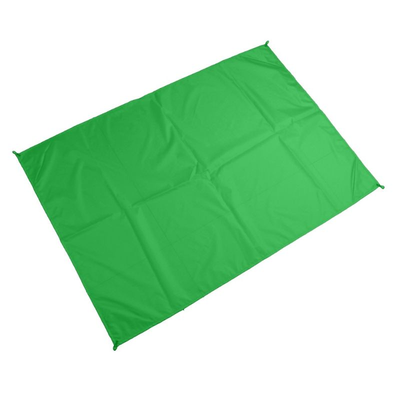 Outdoor Camping and Picnic Mat With Carrying Bag-Green-Daily Steals