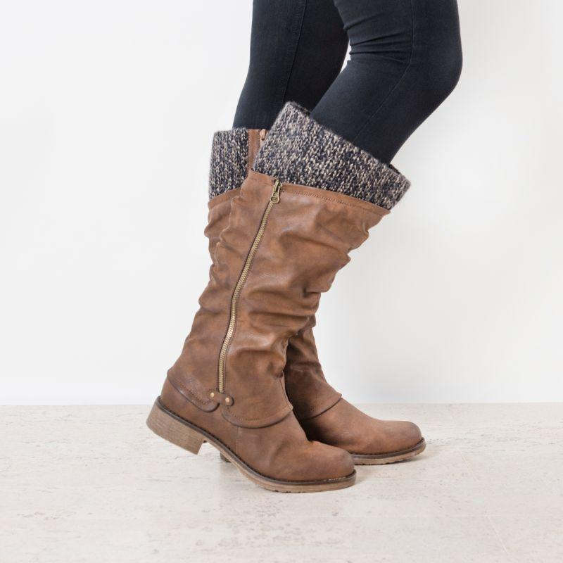 MUK LUKS Women's Bianca Boots-Daily Steals