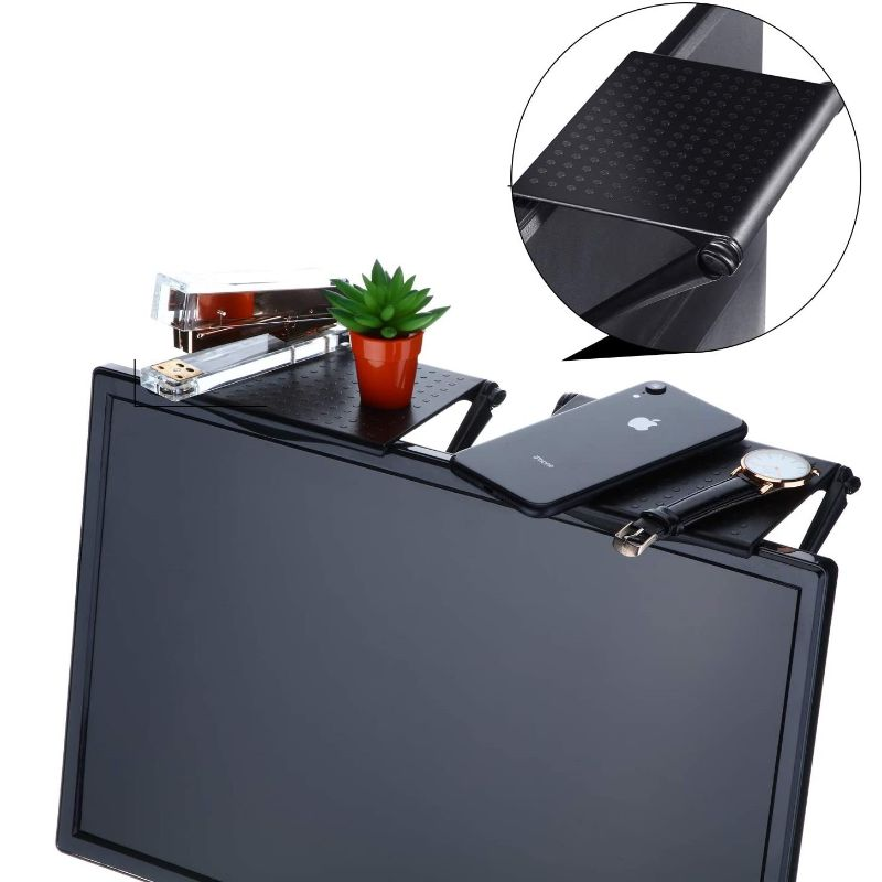 Multi-Function Screen Top Storage Shelf-Daily Steals
