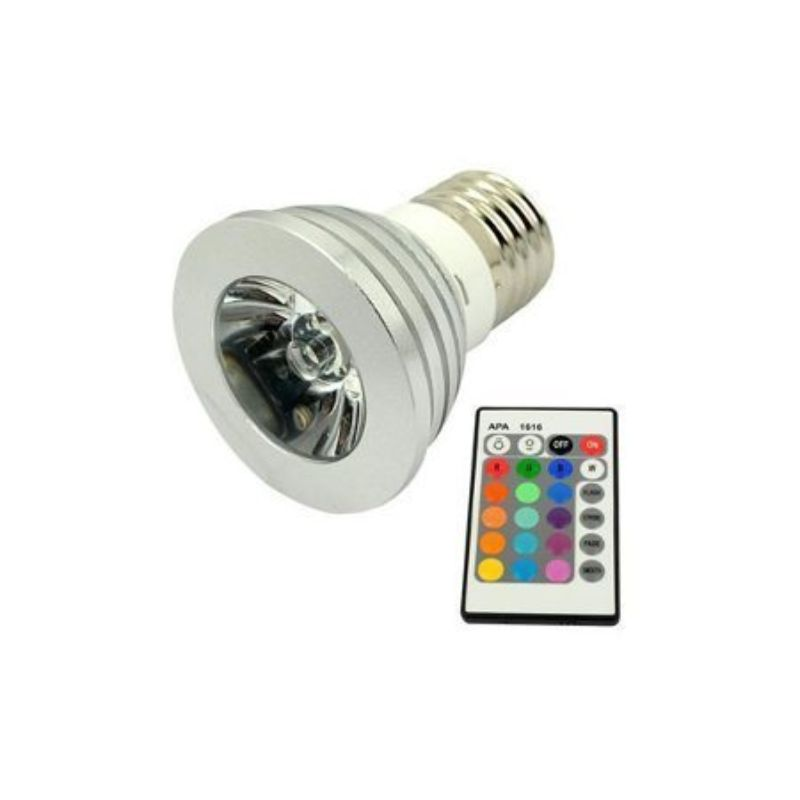 MultiColor LED Light Bulbs-Daily Steals
