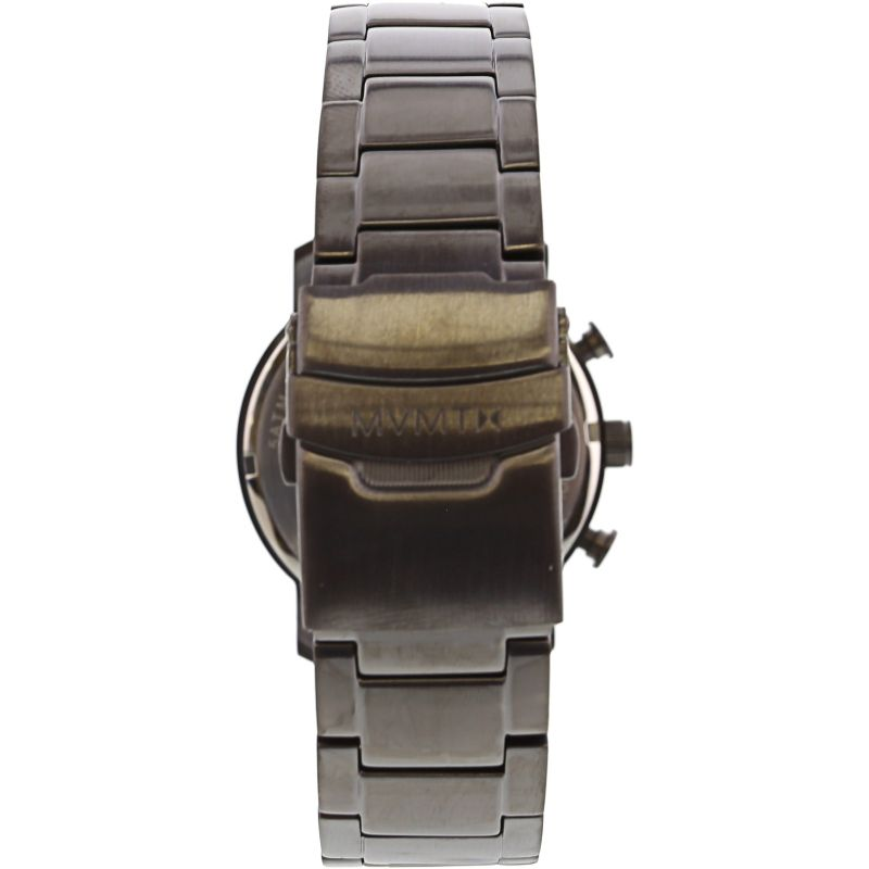 MVMT Men's ChronoGrey Stainless-Steel Analog Quartz Watch-Daily Steals