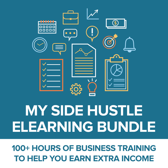 My Side Hustle eLearning Bundle-Daily Steals