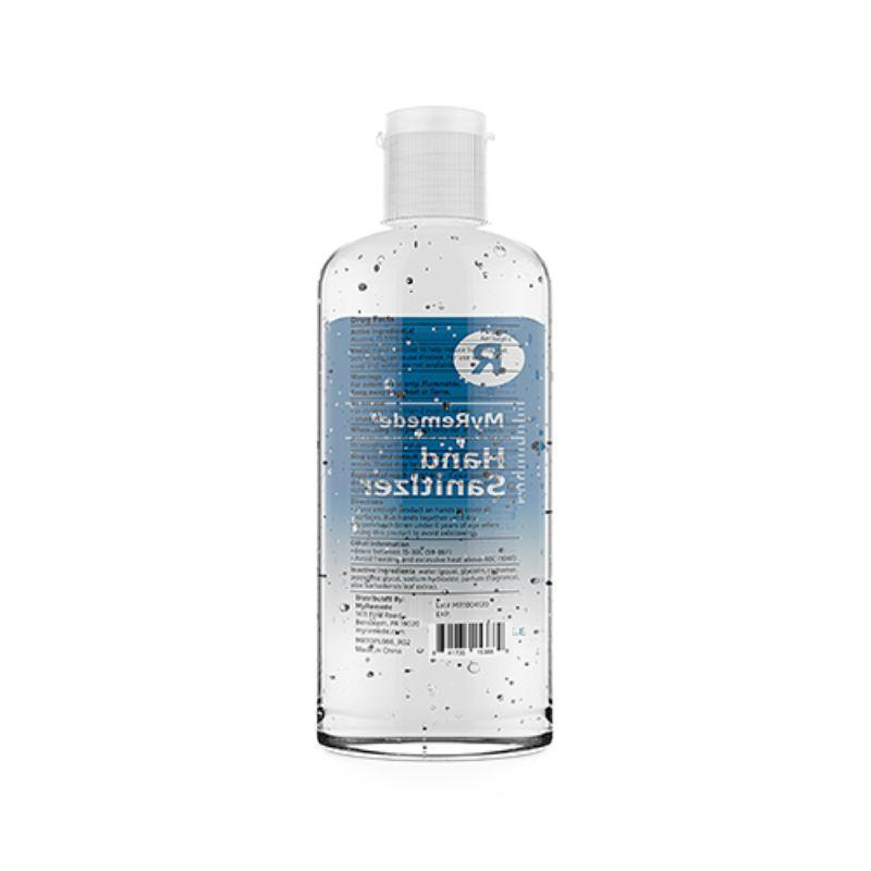 MyRemede Hand Sanitizer, 75% Alcohol Germ Free 3.38 Fl Oz - 12, 24, 48 Pack-12-