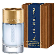 Nautica Life Men's After Shower Eau De Toilette Spray 1.7 Fl.Oz - Paquet de 2 par jour