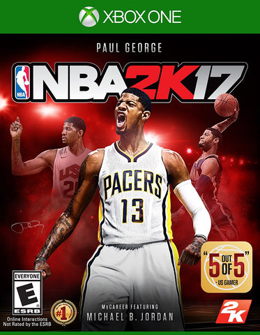 Daily Steals-NBA 2K17 Standard Edition - Xbox One-Hobby and Toys-