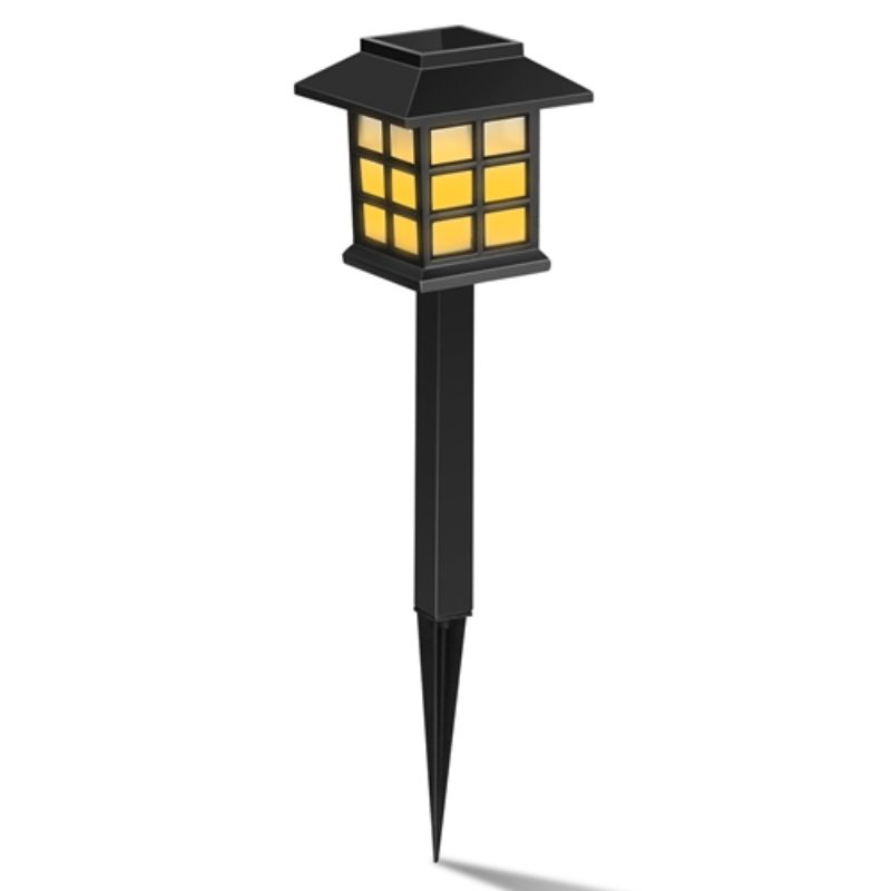 Waterproof Garden Solar Pathway Lights - 4 Pack