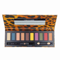 Neche Cosmetics Glamour Eyeshadow Makeup Palette - 10 Color Shades-Daily Steals
