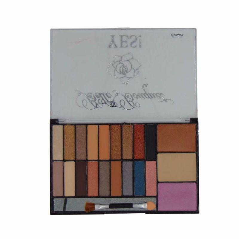 Neche Cosmetics Yes! Eyeshadow Makeup Palette - 21 Color Shades-Daily Steals
