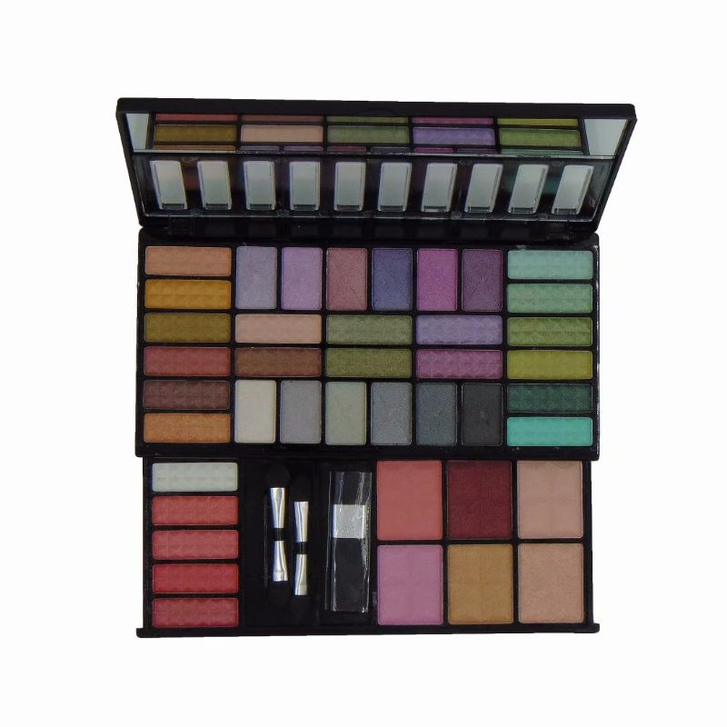 Neche Cosmetics Eyeshadow Double Layer Makeup Palette - 41 Color Shades-Daily Steals