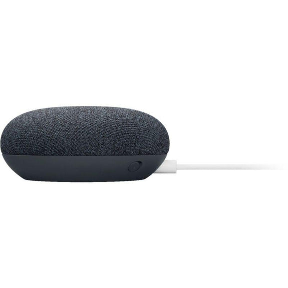 Nest Mini 2nd Generation with Google Assistant-Charcoal-