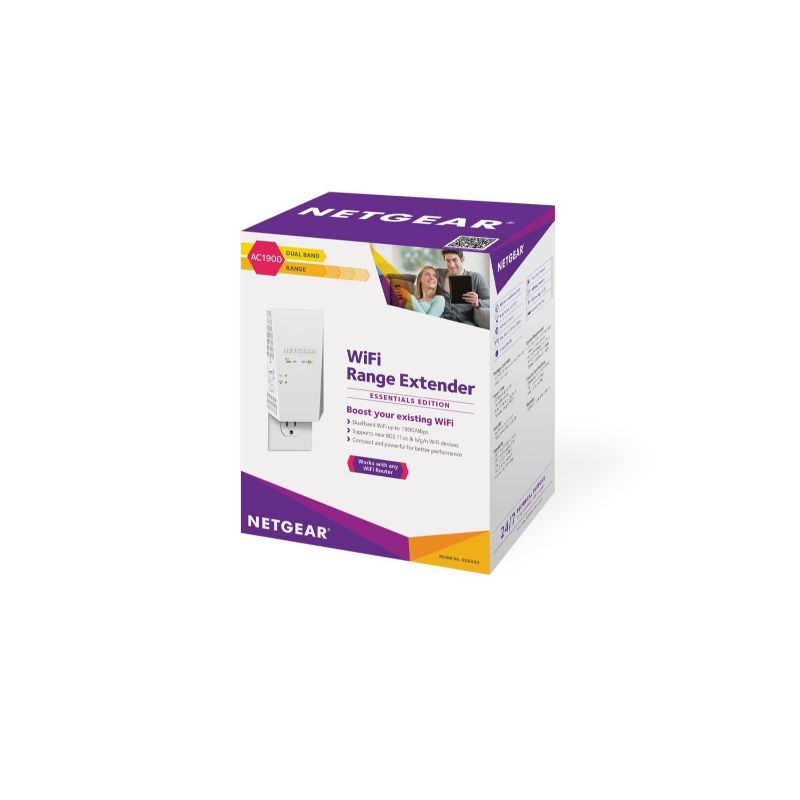 update alt-text with template Daily Steals-NETGEAR AC1900 Mesh WiFi Extender-Home and Office Essentials-