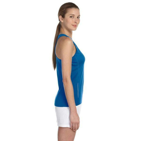 Daily Steals-New Balance Women's Tempo Running Singlet Tank Top - 8 Colors-Women's Apparel-GREY-2X-