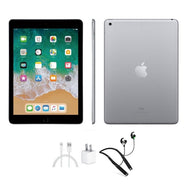 Apple iPad 5 32GB with Wifi PLUS Lifebeam Vi Sense Wireless Headphones-Daily Steals