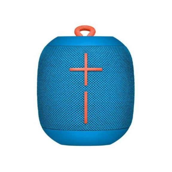 Ultimate Ears WONDERBOOM Waterproof Bluetooth Speaker-Subzero Blue-Daily Steals