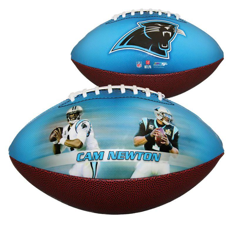 NFL Carolina Panthers - Cam Newton - Sports Memorabilia Football-Daily Steals
