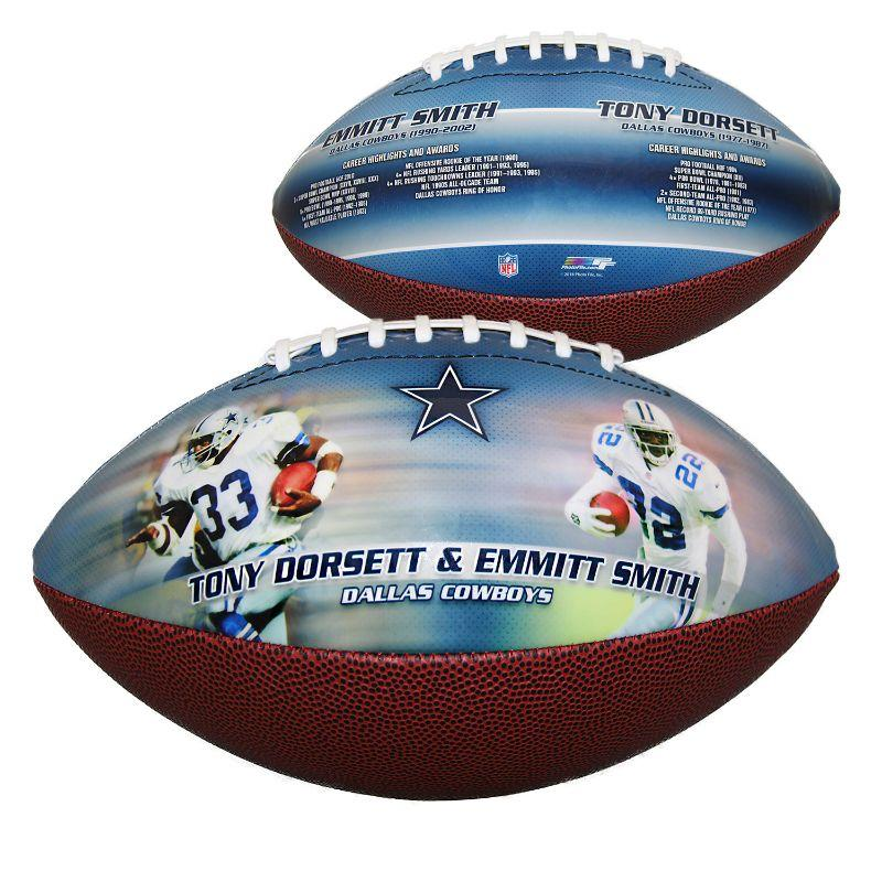 NFL Dallas Cowboys - Dorset, Smith - Sportsmemorabilia Fodbold-Daily Steals