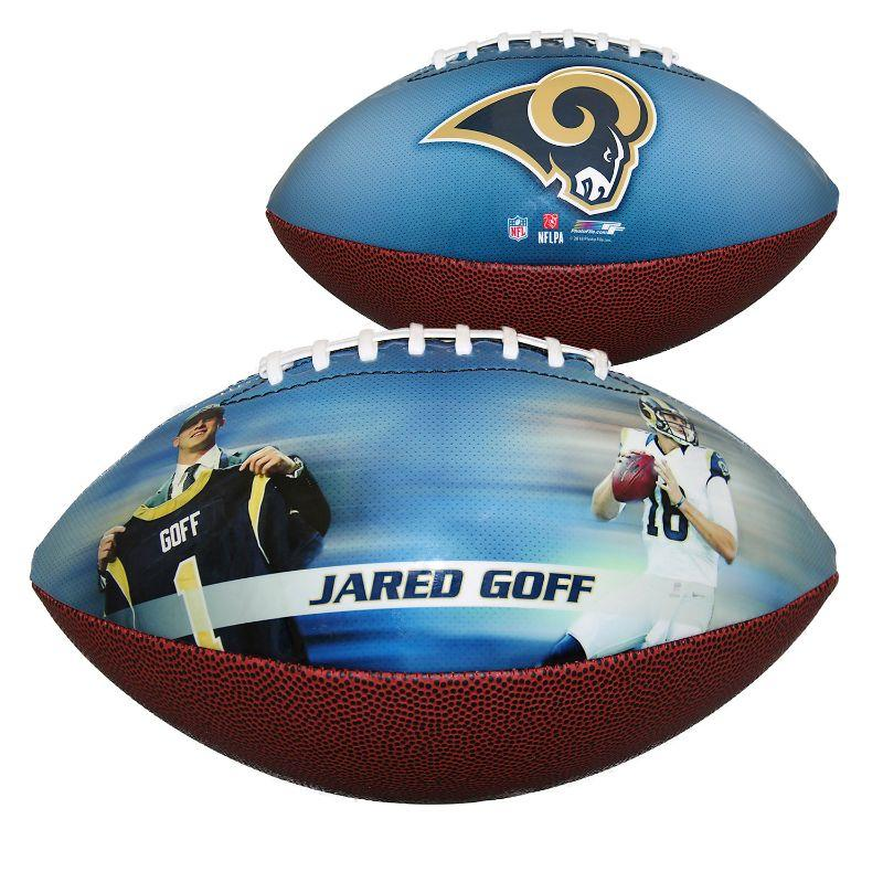 NFL Los Angeles Rams - Jared Gof - Sports Memorabilia Fodbold-Daily Steals