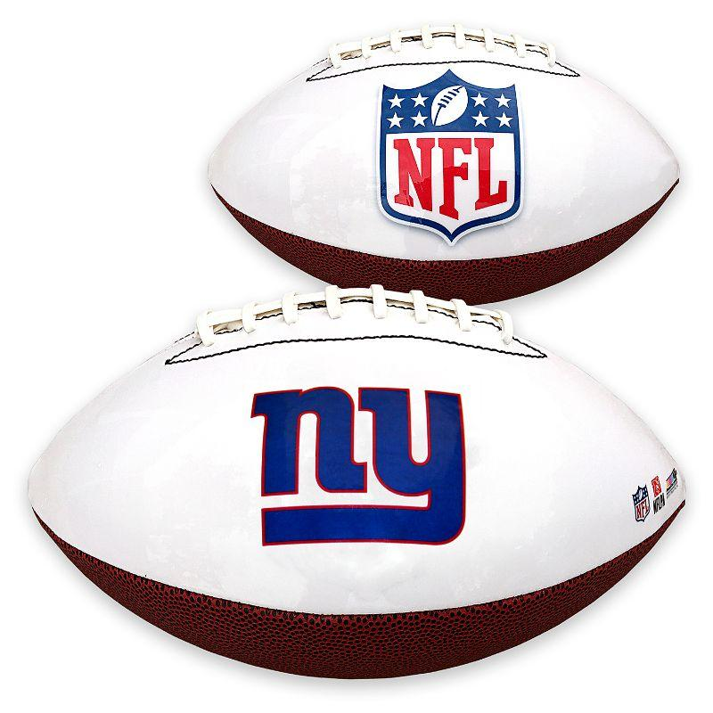 NFL NY Giants Sports Memorabilia Fodbold-Daily Steals