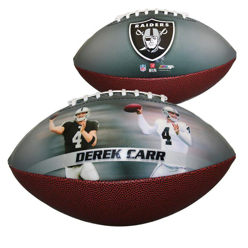 NFL Oakland Raiders - Derek Carr - Sports Memorabilia Football-Daily Steals