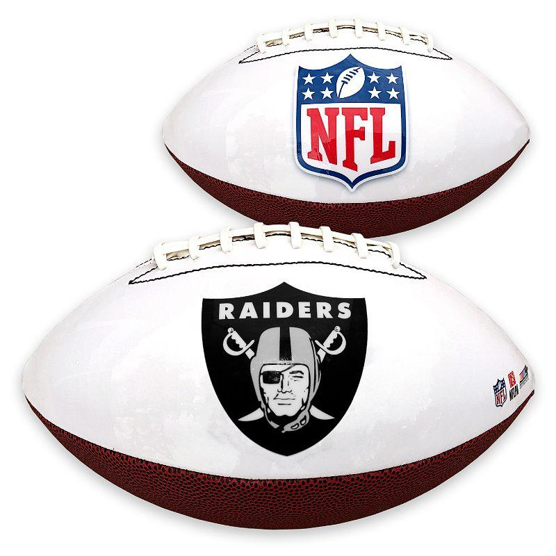 NFL Oakland Raiders Sports Memorabilia Football-Daily Steals