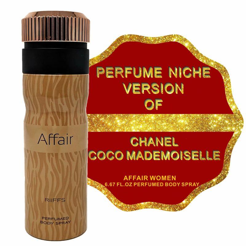 Niche Perfume Inspired by CHANEL COCO MADEMOISELLE for Women - 6.67oz-Daily Steals
