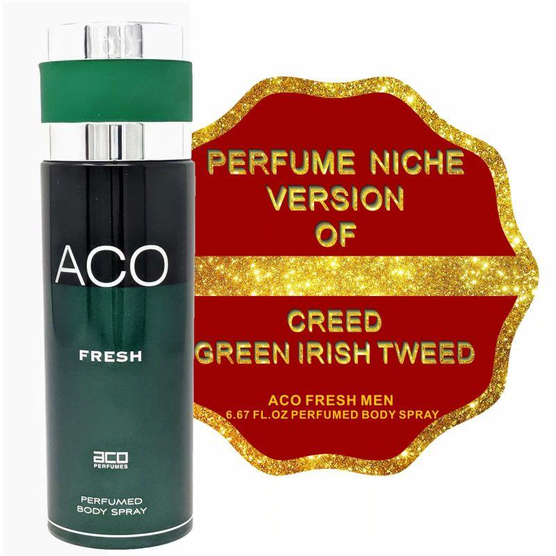 Niche Perfume Inspired by CREED GREEN IRISH TWEED for Men - 6.67oz-Daily Steals
