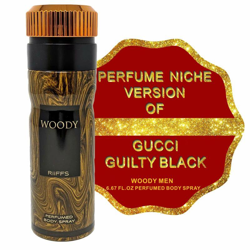 Niche Perfume Inspired by GUCCI GUILTY BLACK for Men - 6.67oz-Daily Steals