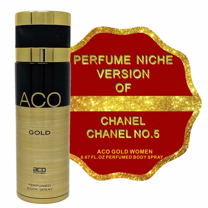 Niche Perfume Inspired by CHANEL NO.5 for Women 6.67oz-Daily Steals