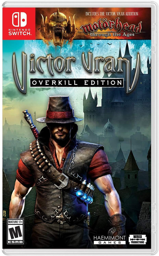 Daily Steals-Nintendo Switch Victor Vran: Overkill Edition-VR y videojuegos-